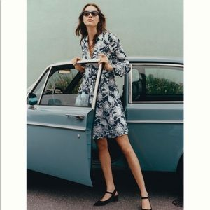 Colloquial Shirt Dress from Anthropologie